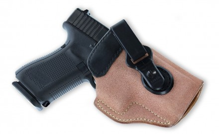 Galco Gunleather has introduced an improved Scout IWB holster!