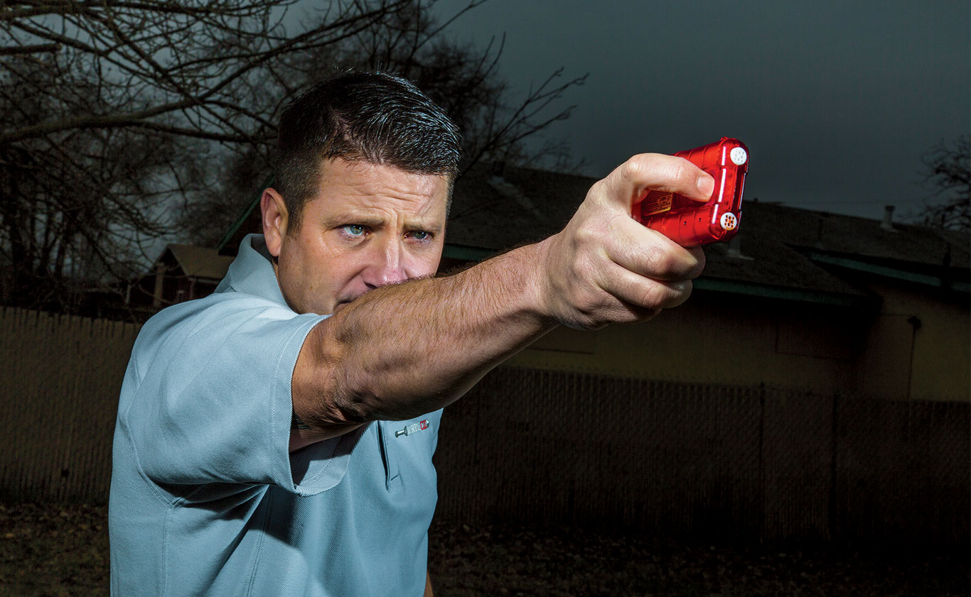 Self Defense: Kimber's Pepper Blaster II