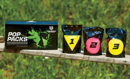If you're looking to add an element of fun to your next range day, consider these pop packs.