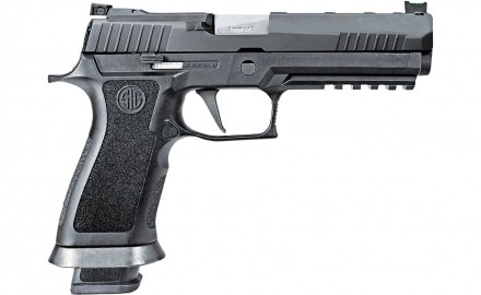 The new SIG P320 X-Five is the best out-of-the-box competition gun you're going to find.