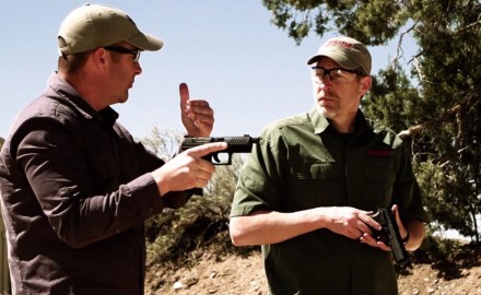Richard Nance and James Tarr compare and contrast pistol operating systems.