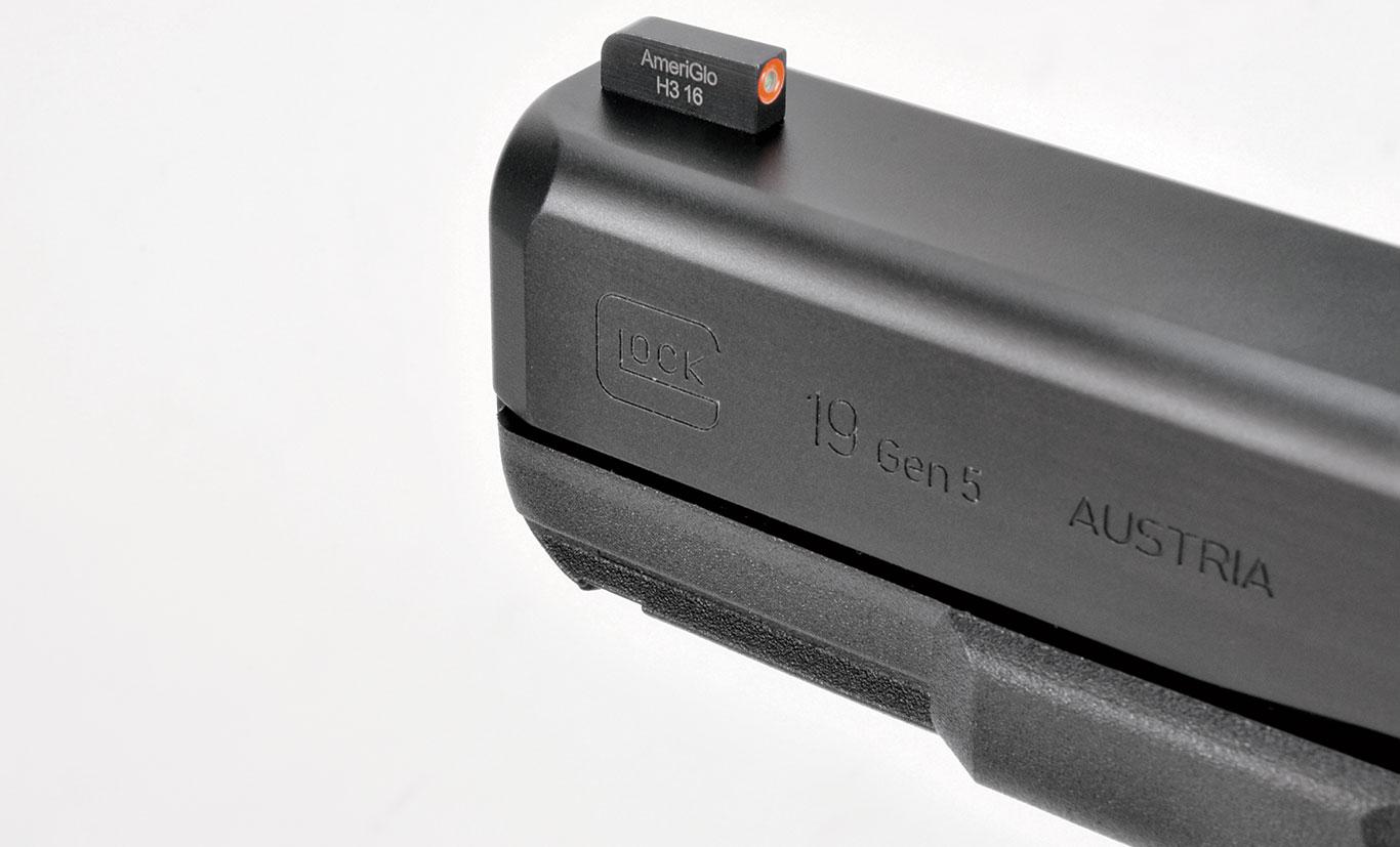 Review: Glock Gen 5 G19