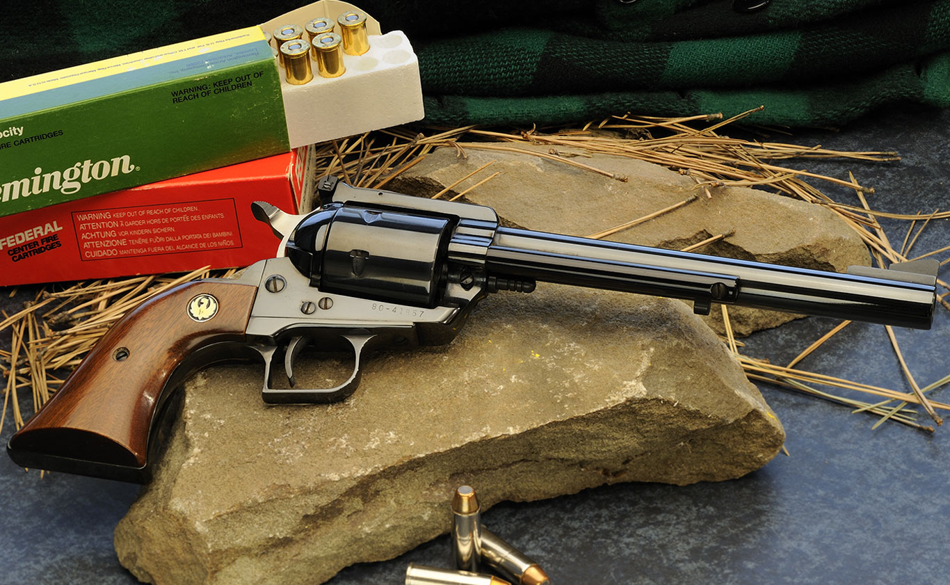 The Super Blackhawk was introduced in 1973 and touted as being one of the world's truly great handguns.