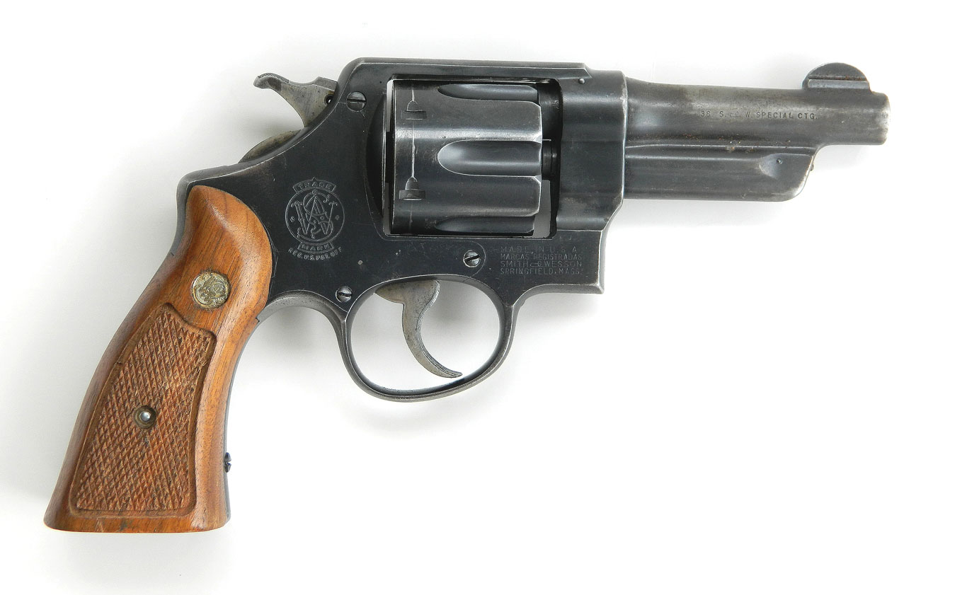 The S&W Heavy Duty Revolver And Its .38-44 Cartridge