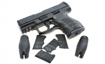HK shrinks its excellent VP9 pistol to subcompact size. Meet the VP9SK.