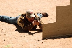 En Garde: Shooting from Unusual Positions