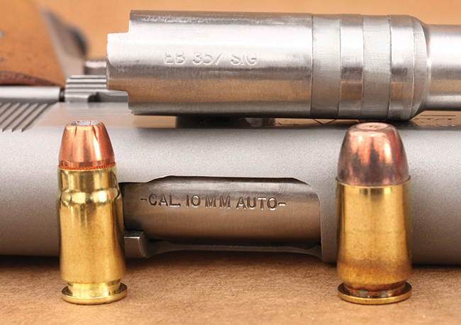 Are These Next? <p> .357 SIG & .45 GAP