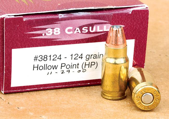 7 'Innovative' Handgun Cartridges that Failed