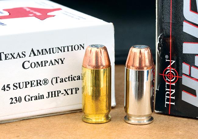 .45 Super & .450 Short Magnum