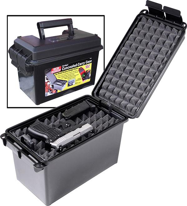 MTM Concealed-Carry Case