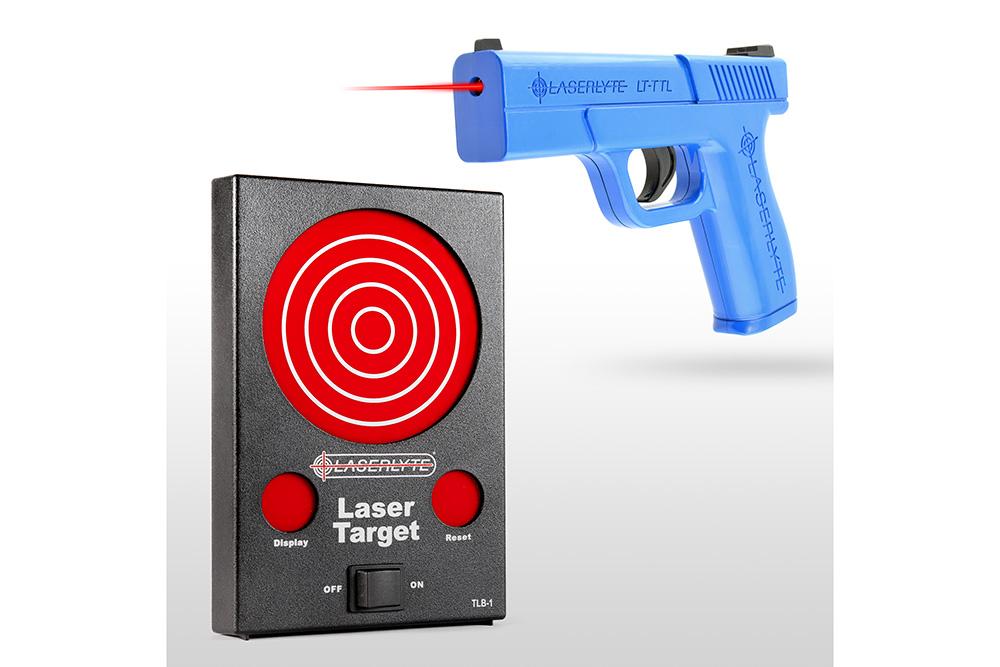 LaserLyte Laser Bullseye Kit