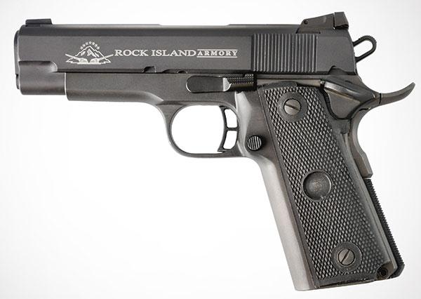 Rock Island Armory .22 TCM Mid-Size Standard