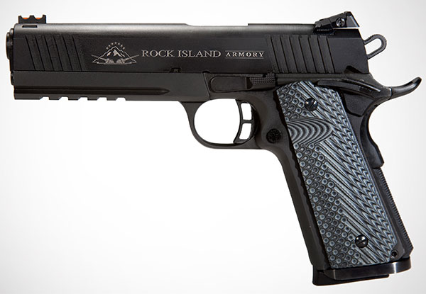 Rock Island Armory Tactical VZ 2011