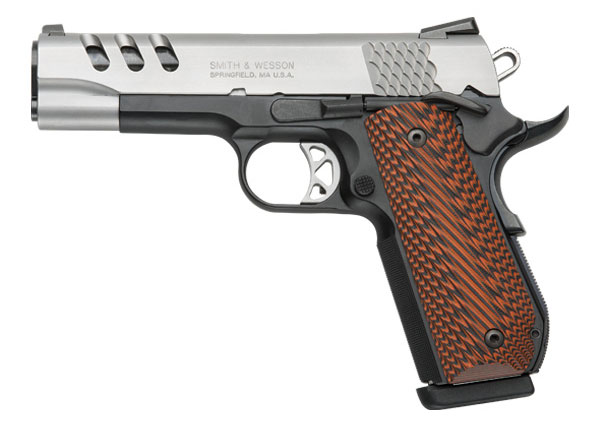 Smith & Wesson Performance Center SW1911 Round Butt