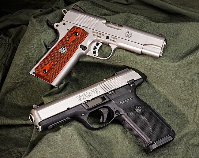 Ati Fx45 Fatboy Lw Review Handguns