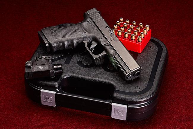 Gen 4 Glock 20 Review