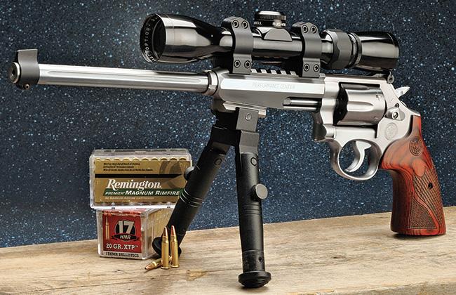 Smith & Wesson Model 647 Varminter