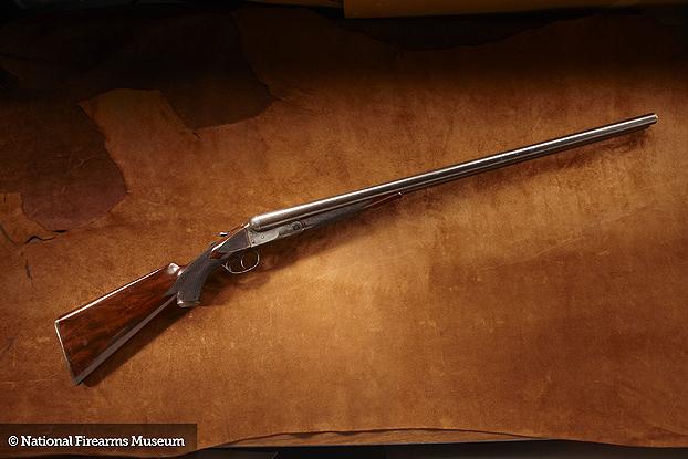 GROVER CLEVELAND - Colt 8-Gauge