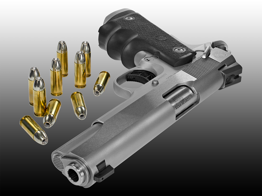 Pistol Powerhouse: 9x23 Winchester