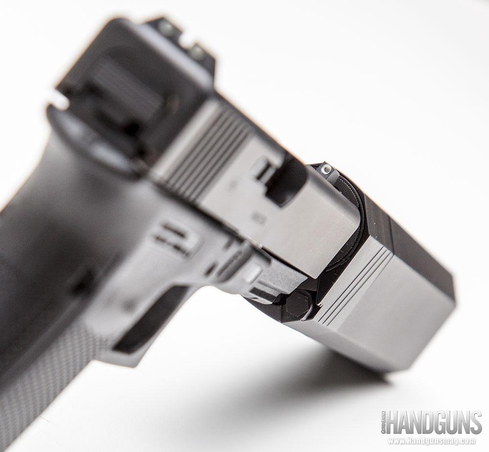 SilencerCo Osprey Suppressor Review - Handguns