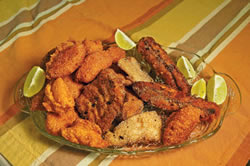 Recipes for cooking fish roe