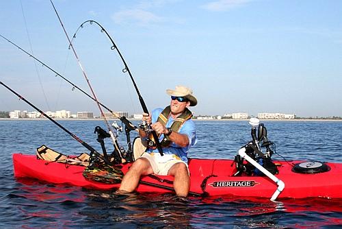 Kayak Rigging For Bluewater Fishing