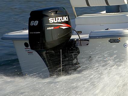suzuki's new 4-stroke outboards