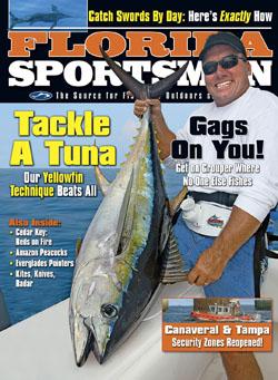 Catch Yellowfin Tuna Venice La