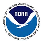 NOAA logo for Marine Forecast-1