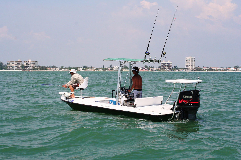 Tarpon fishing off venice inlet florida sportsman for Tarpon fishing florida
