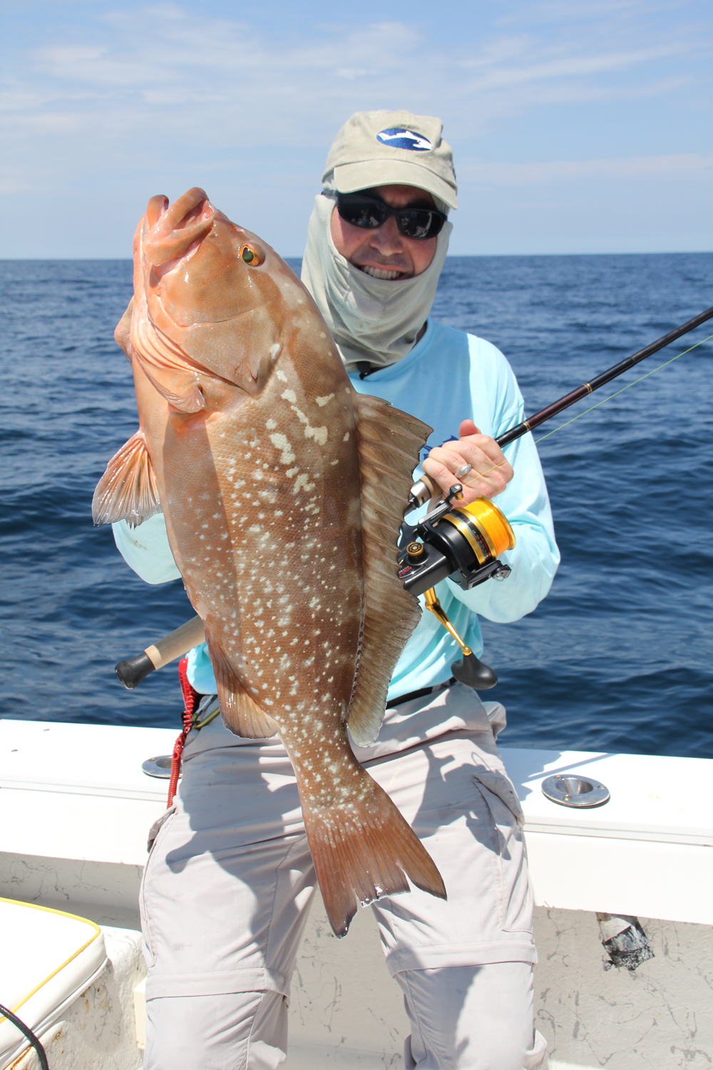 Florida Grouper Species | Red Grouper Catches To Increase Florida Sportsman