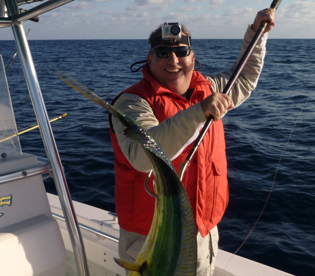 Winter dolphin fishing florida sportsman for Southeast florida fishing report
