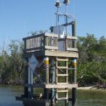 Naples water monitoring station