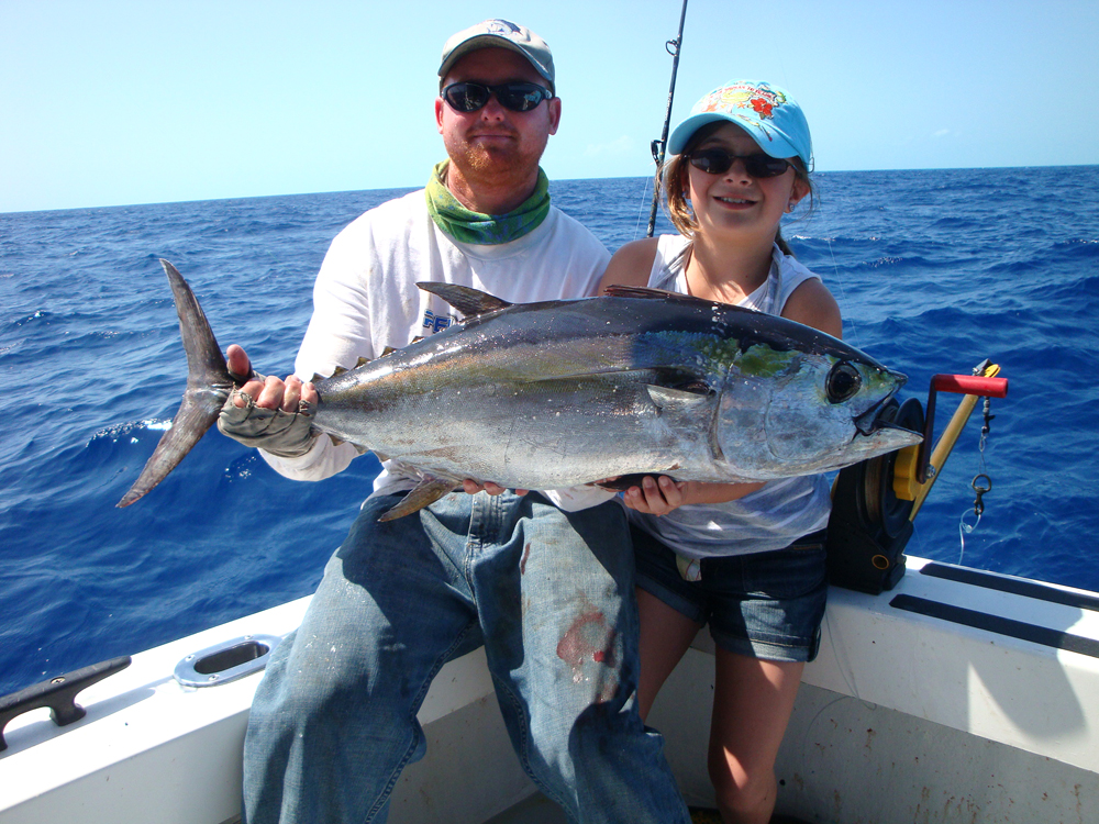 Smallest tuna ever caught images for Tuna fishing florida