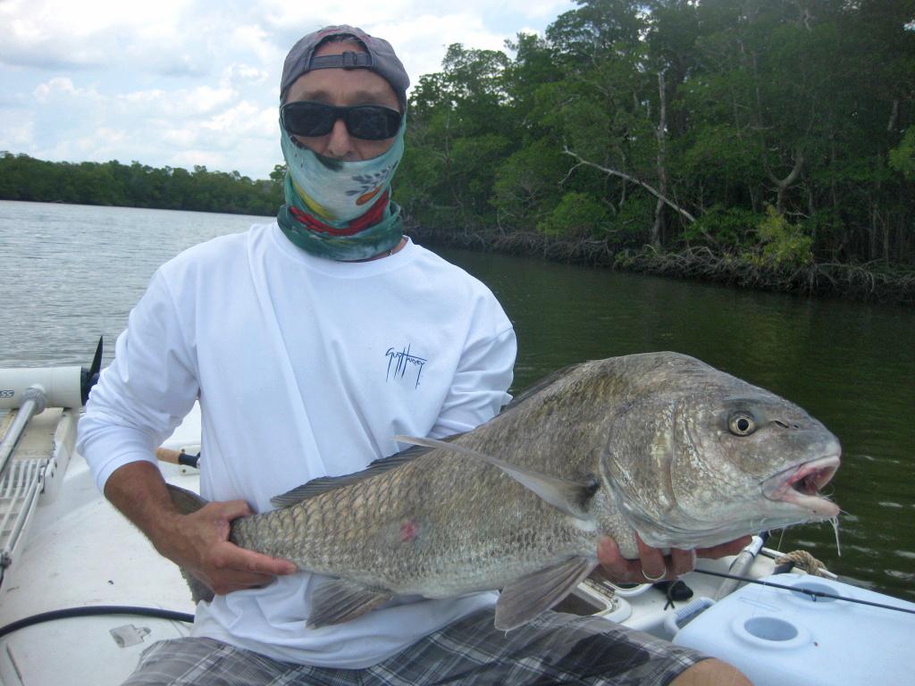 Everglades slam florida sportsman for Chokoloskee fishing report