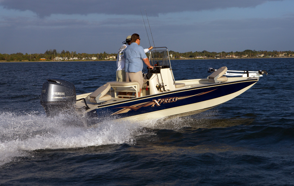 Xpress Boats H20 Bay Florida Sportsman