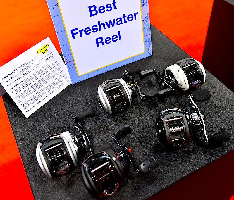 Best of show freshwater reel pure fishing inc abu for Pure fishing inc