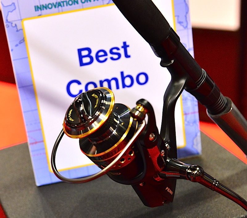 Best of show combo pure fishing inc penn battle for Pure fishing inc