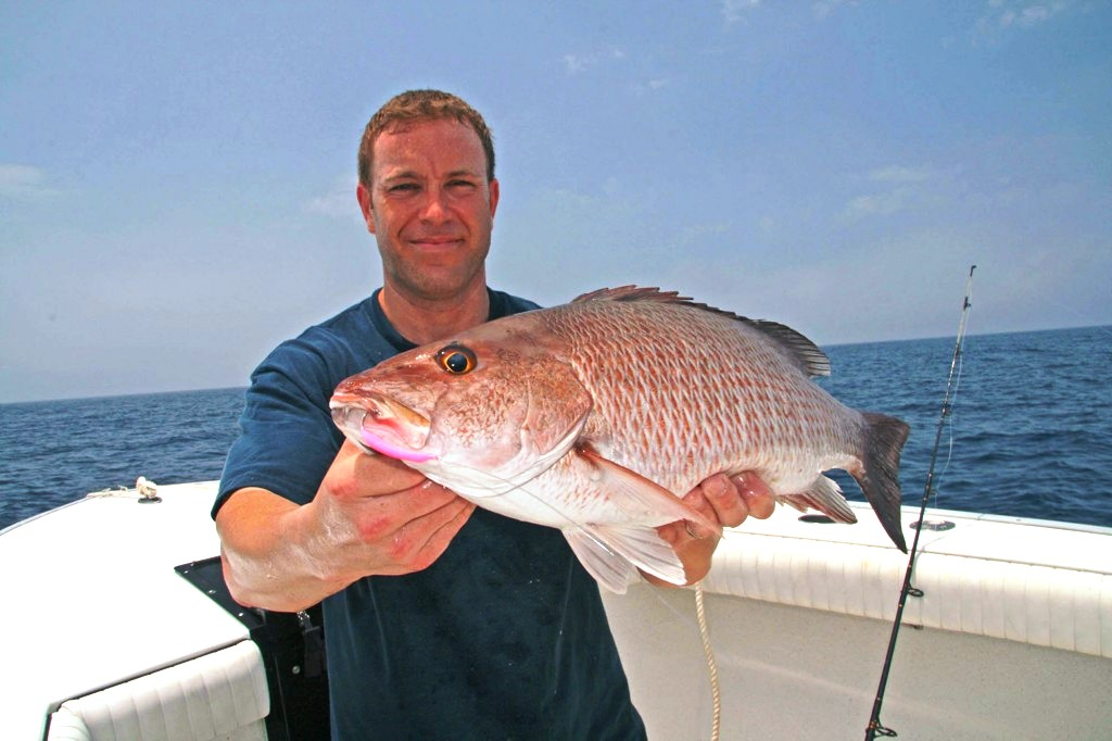 Mangrove snapper topside florida sportsman for Snapper fish florida