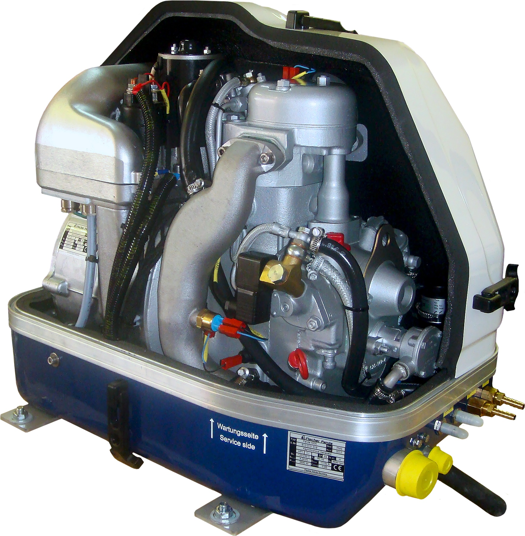 Fischer Panda Generators Announces the New 4200 ECO AC Marine