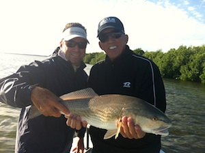 South florida angler sweeps redbone and takes trilogy for Davey s locker fishing report