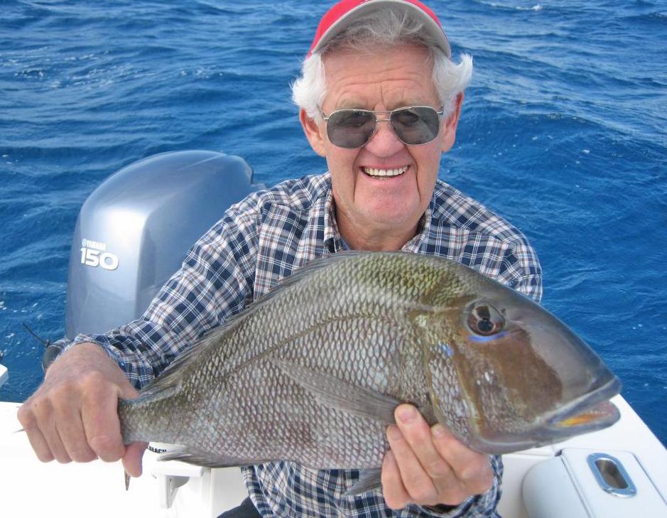 Porgy florida sportsman for Porgy fish recipe