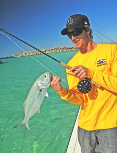 Surf fly fishing in destin florida florida sportsman for Fishing mexico beach fl