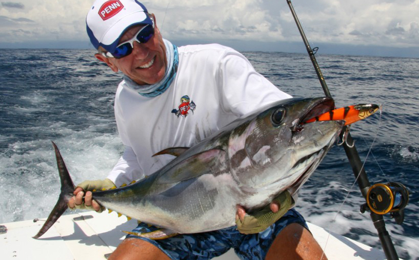 How to catch yellowfin tuna florida sportsman for Yellow tail fish