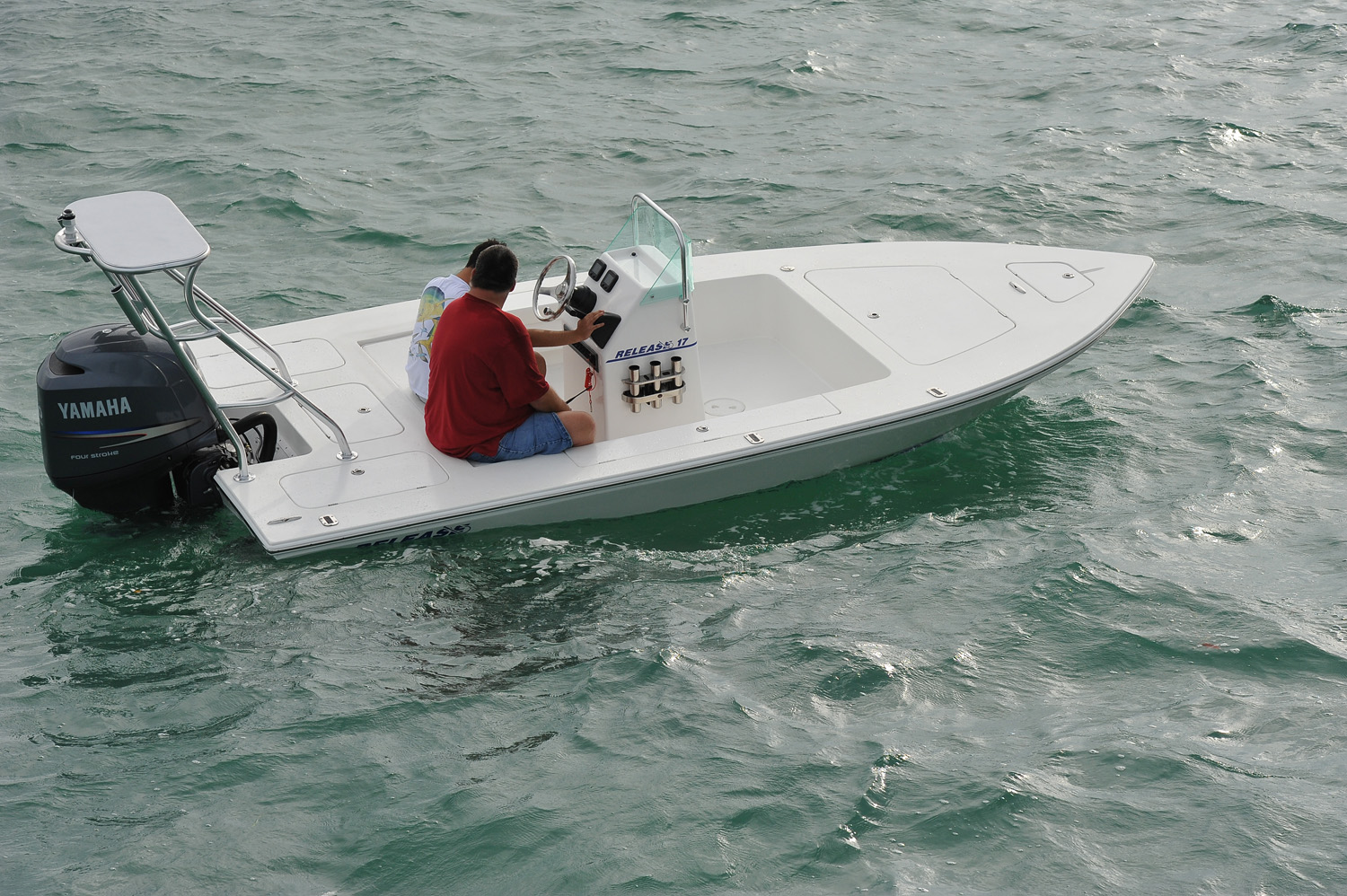 Florida Sportsman Best Boat - 16' Flats Boats - Florida Sportsman