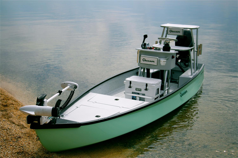 Gheenoe Low Tide 25 - Florida Sportsman