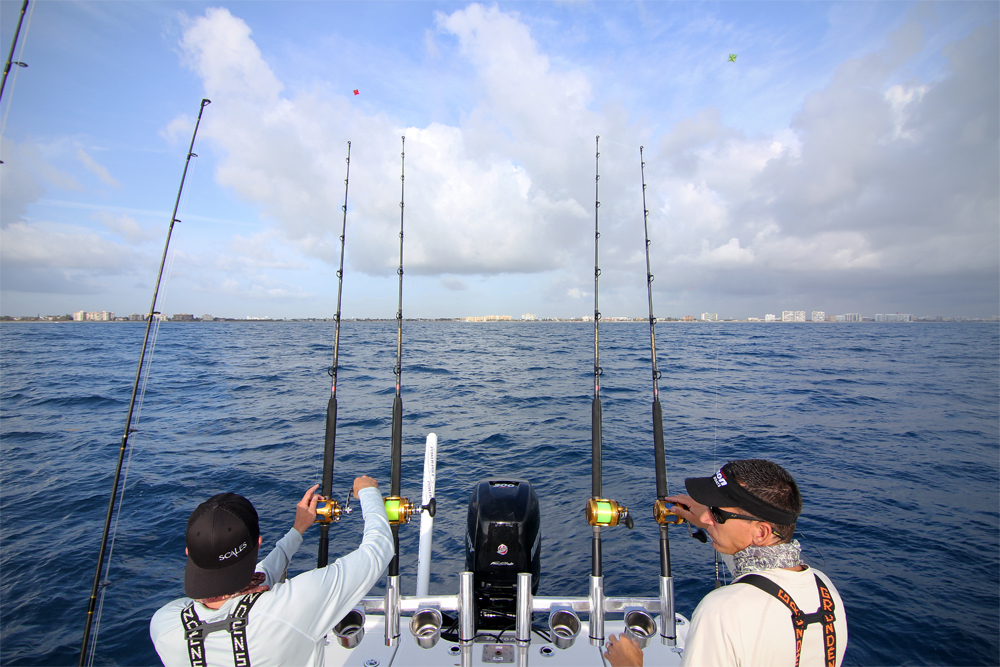 The basics of kite fishing florida sportsman for Kite fishing for tuna