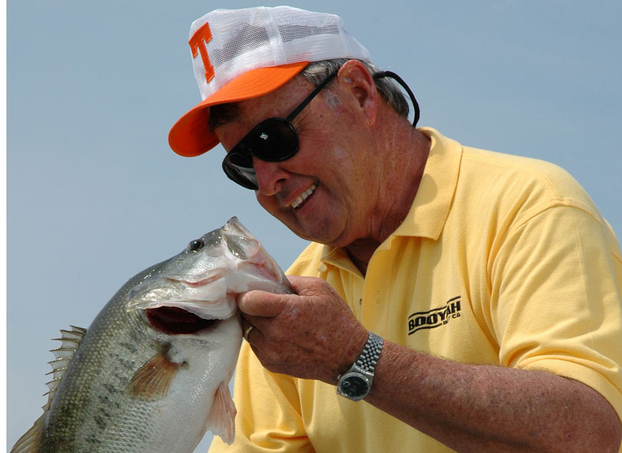 Bill dance reveals his four favorite ultra light lures for Bill dance fishing