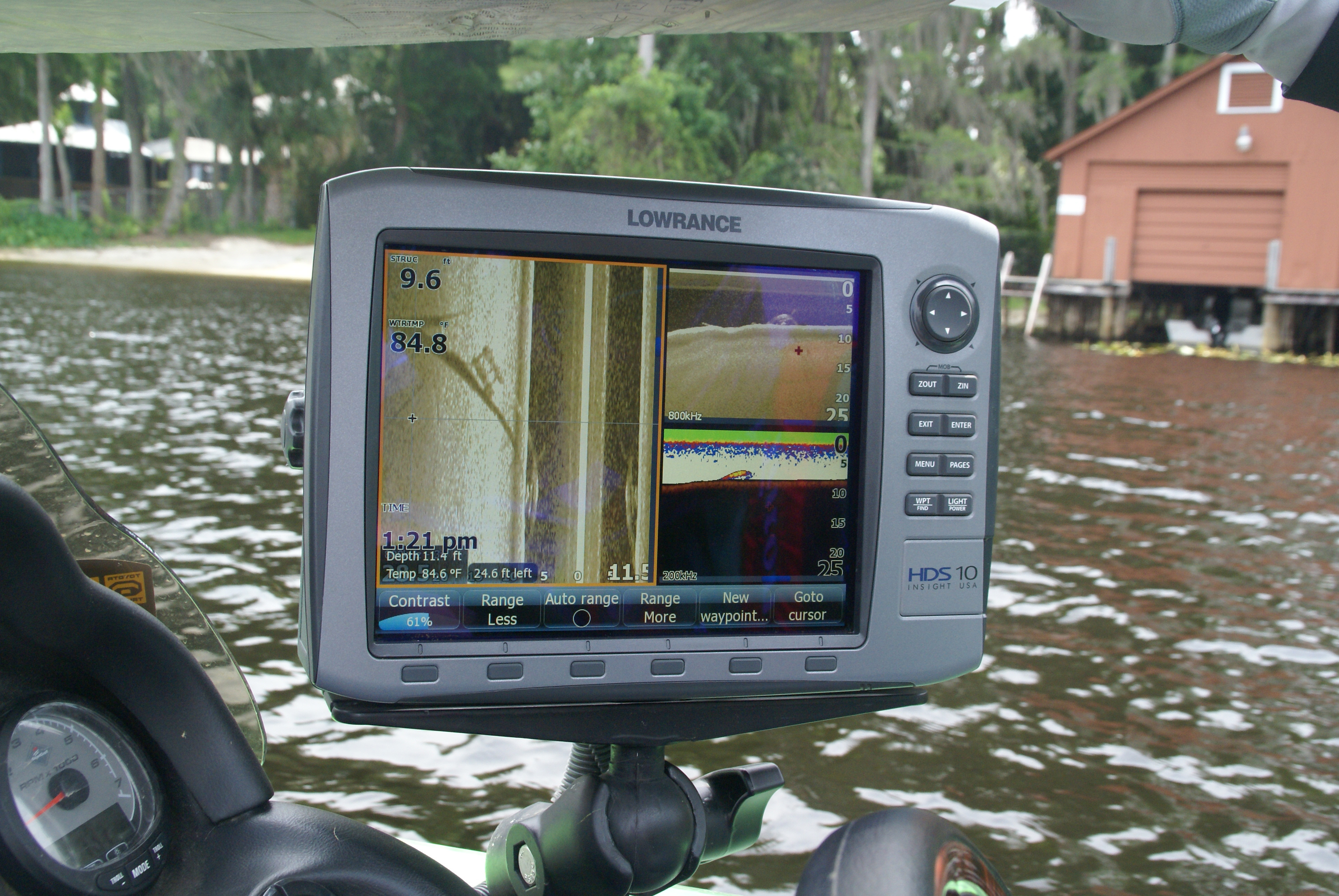 3d fish finders for bass florida sportsman for 3d fish finder