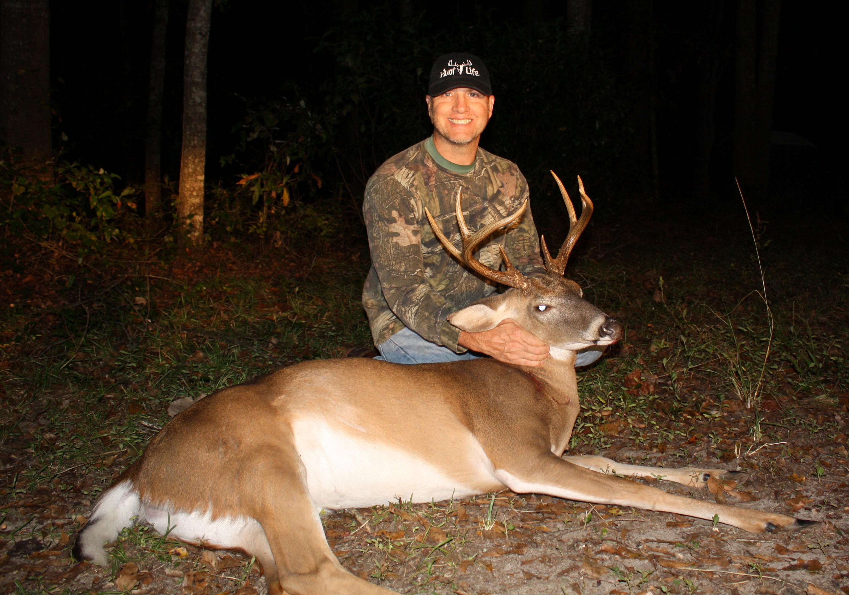 hunting big bucks in florida florida sportsman